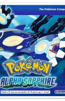 Pokemon Omega Alpha Sapphire
