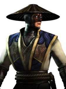 Raiden Mortal Kombat