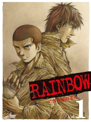 Rainbow Nisha Rokubou no Shichinin dvd