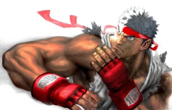 Ryu Street Fighter II Wallpaper