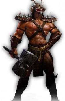 Shao Kahn  Mortal Kombat