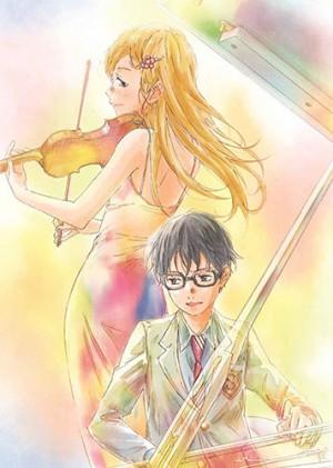 Shigatsu wa Kimi no Uso dvd