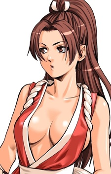 Shiranui Mai King of Fighters Another Day