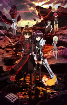 Twin Star Exorcists Key Visual 2