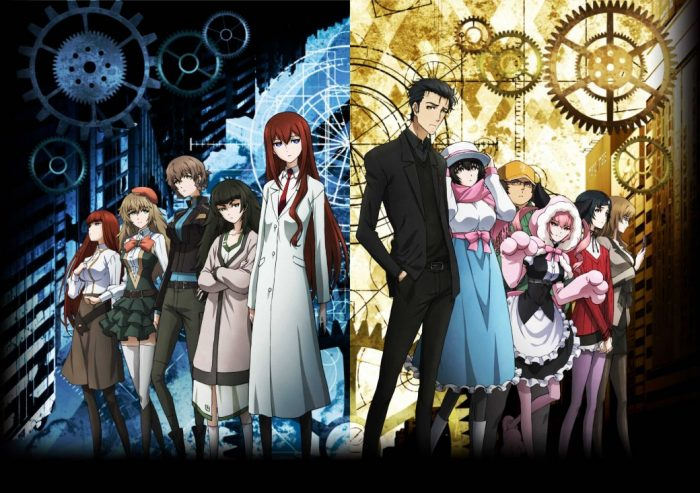 SteinsGate-0-Wallpaper-700x493 Top 10 Psychological Anime List [Updated Best Recommendations]