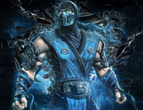 Sub-Zero  Mortal Kombat Wallpaper