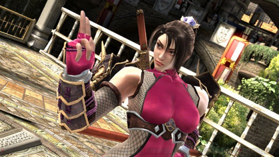 Taki Soulcalibur wallpaper
