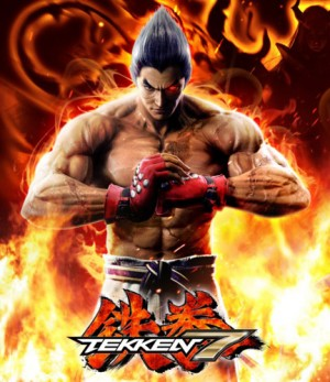 Tekken 7 game dvd