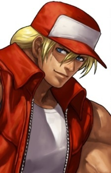 Terry Bogard Fatal Fury The Motion Picture