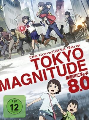 Tokyo Magnitude 8.0 dvd