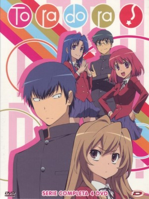 Toradora-dvd-300x400 6 Anime Like Toradora! [Updated Recommendations]