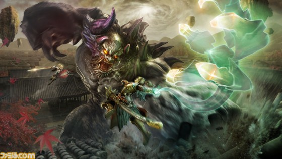 Toukiden-scene-famistu-560x315 Toukiden Gets Pushed Back!