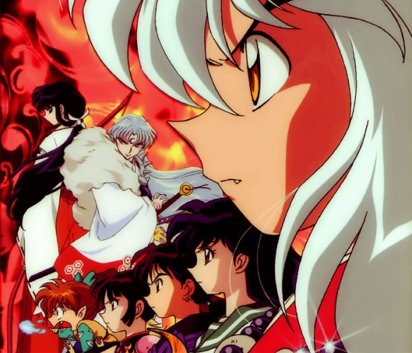 Wallpaper-InuYasha-1-583x500 Top 10 Strongest InuYasha Characters [Best List]