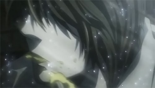 Yagami Light Death Note Capture