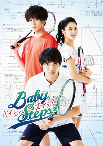 baby-steps-560x274 Tennis Manga Baby Steps Live-Action Drama in the Works