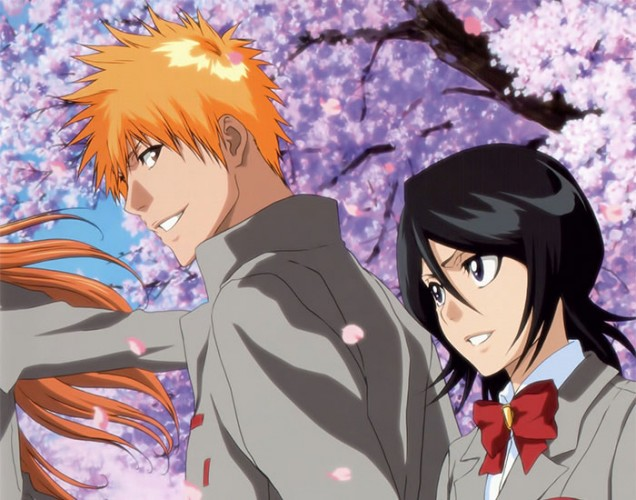 Bleach Wallpaper 2 636x500 Throwback Thursday 5 Reasons Why Ichigo And