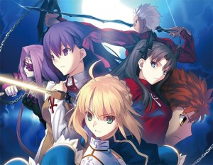 Top 10 Coolest Fate/Stay Night Characters