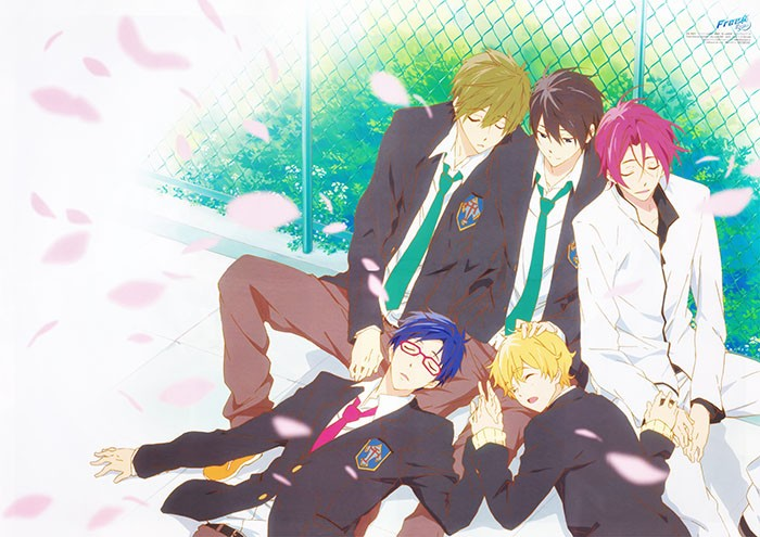 free-wallpaper-1-700x495 Top 10 Sleeping Faces of Boys in Anime