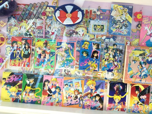 image8-AHS-Sailor-Moon-Exhibit-667x500 [Anime Culture Monday] Honey's Anime Hot Spot: Sailor Moon Exhibit @Roppongi Hills, Tokyo, Japan