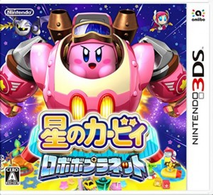 kirby robot planet 3ds