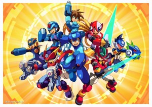 Megaman's New Look Revealed for 2017 Anime