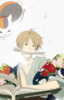 natsume's book of friends 4th season key visual