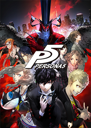 Persona-5-anime-560x293 Persona 5 Game to Go on Sale Alongside Anime Air Date