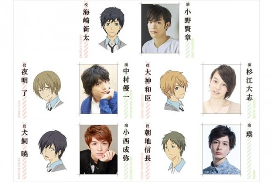 ReLIFE-main-visual-560x352 ReLIFE Stage Play Coming September, Cast Announced