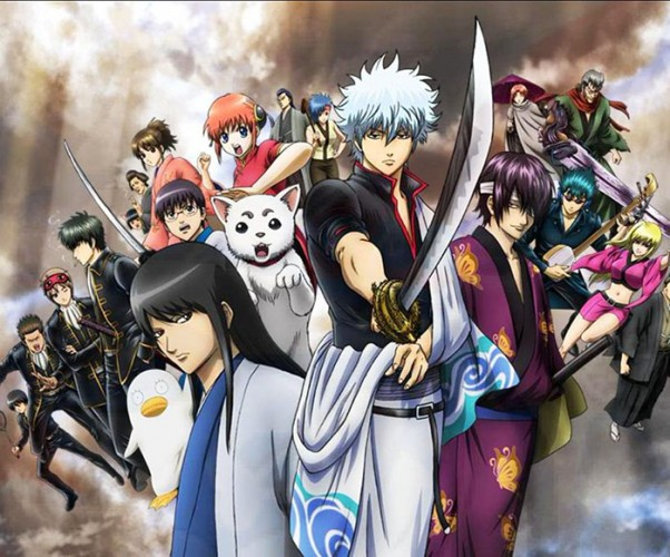 wallpaper Gintama 2