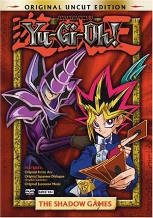 yu-gi-oh! dvd