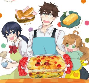Sweetness and Lightning | Free To Read Manga!