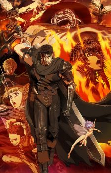 Berserk-key-visual-3-354x500 Top 10 Most Wanted to Watch Kadokawa Summer 2016 Anime [Japan Poll]
