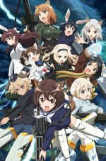 Military Girl Anime Brave Witches OP Announced!