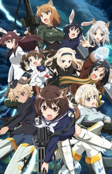 Brave Witches Key Visual 2