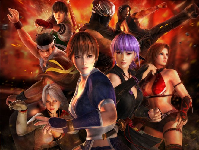 Dead-or-Alive-5-wallpaper-660x500 Top 10 Best Dead or Alive Characters