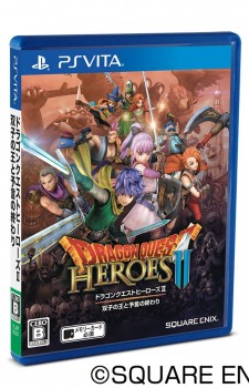 Dragon Quest Heroes PS VITA