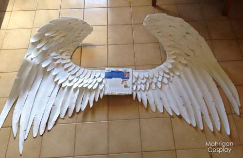 ET The Pains and Sufferings of Cosplaying Cosplay Wings