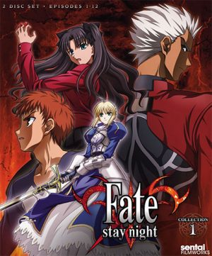 6 Anime Like Fate/stay night, Fate/Zero [Updated Recommendations]