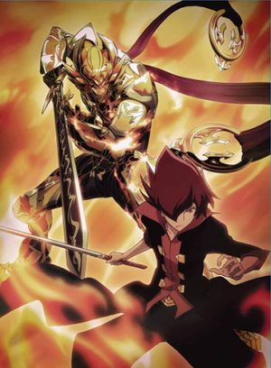 Nanatsu-no-Taizai-dvd-300x374 6 Anime Like Nanatsu no Taizai (The Seven Deadly Sins) [Updated Recommendations]