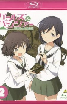 Girls und Panzer 2 (Special Limited Edition)