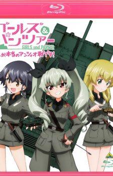 girls-und-panzer-wallpaper-560x448 Top 10 Anime Ranking [Weekly Chart 06/22/2016]