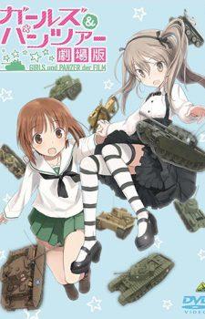Girls und Panzer der Film dvd