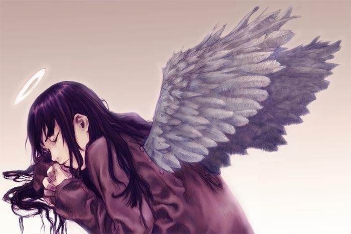 Haibane-Renmei-Soundtrack-Hanenone-wallpaper-700x466 Los 10 mejores animes de sueños y viajes astrales