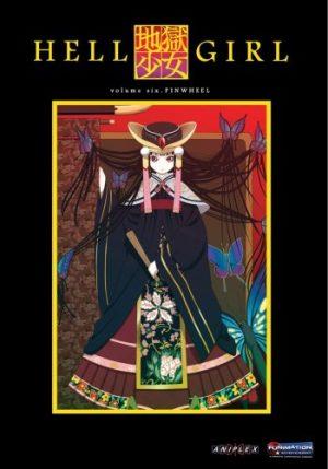 Hell Girl dvd