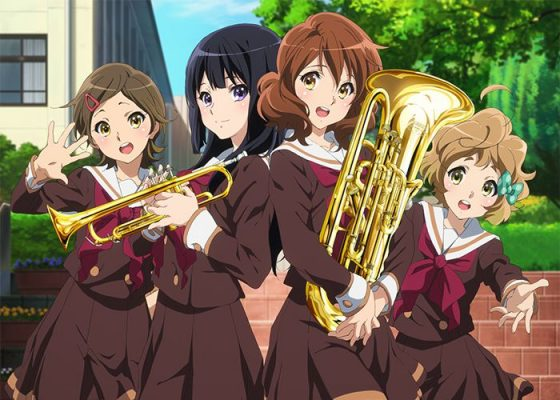Hibike! Euphonium wallpaper
