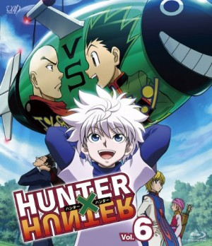 Hunter X Hunter dvd