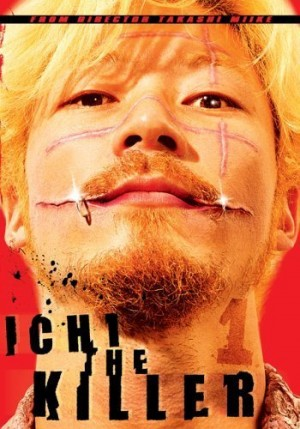 Ichi the Killer dvd movie