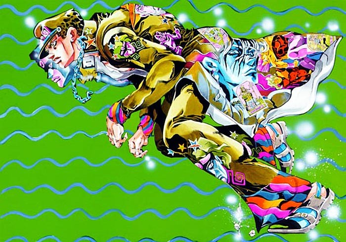 JoJo Stardust Crusaders wallpaper