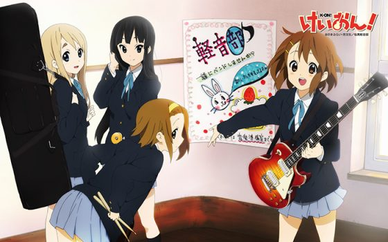 K-On wallpaper 2