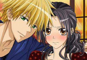 Kaichou wa Maid-sama wallpaper